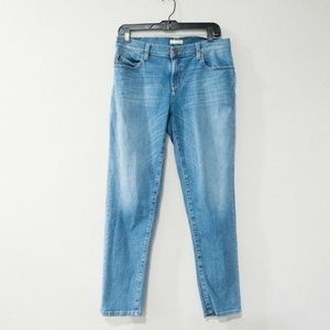 Eileen Fisher Straight Jeans Blue Women's Size 8 V